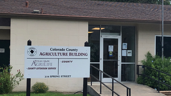 Colorado County homeowner assistance program office